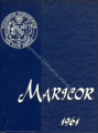Marymount Yearbook 1961